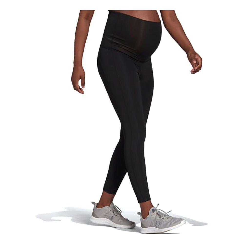 Adidas Mallas Designed To Move 7/8 Sport Maternity XL Black / White