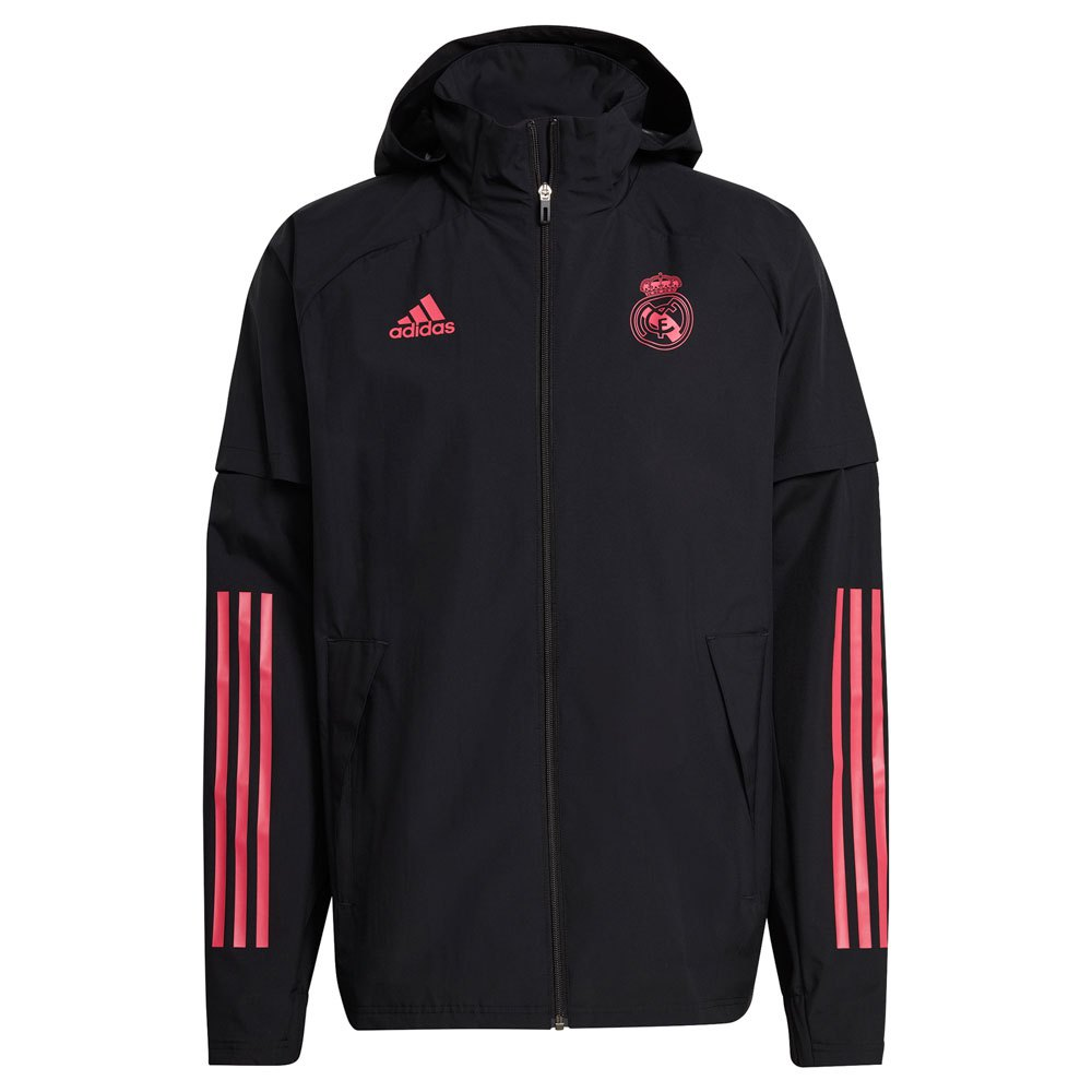 Adidas Real Madrid All-weather 20/21 XS Black