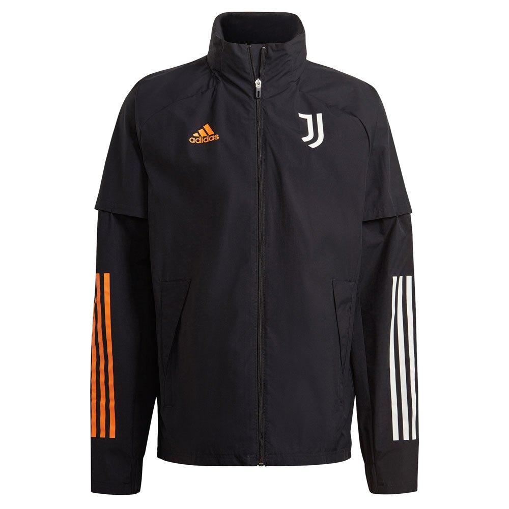 Adidas Blouson Juventus All-weather 20/21 XS Black