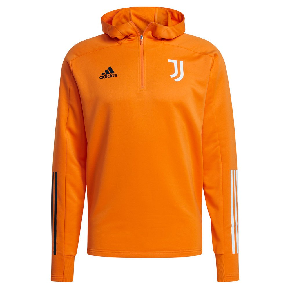 Adidas Sweat-shirt Juventus Track 20/21 XS Bahia Orange