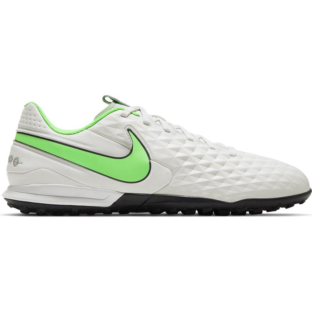 Nike Tiempo Legend Viii Academy Tf Football Boots EU 44 Platinum Tint / Rage Green