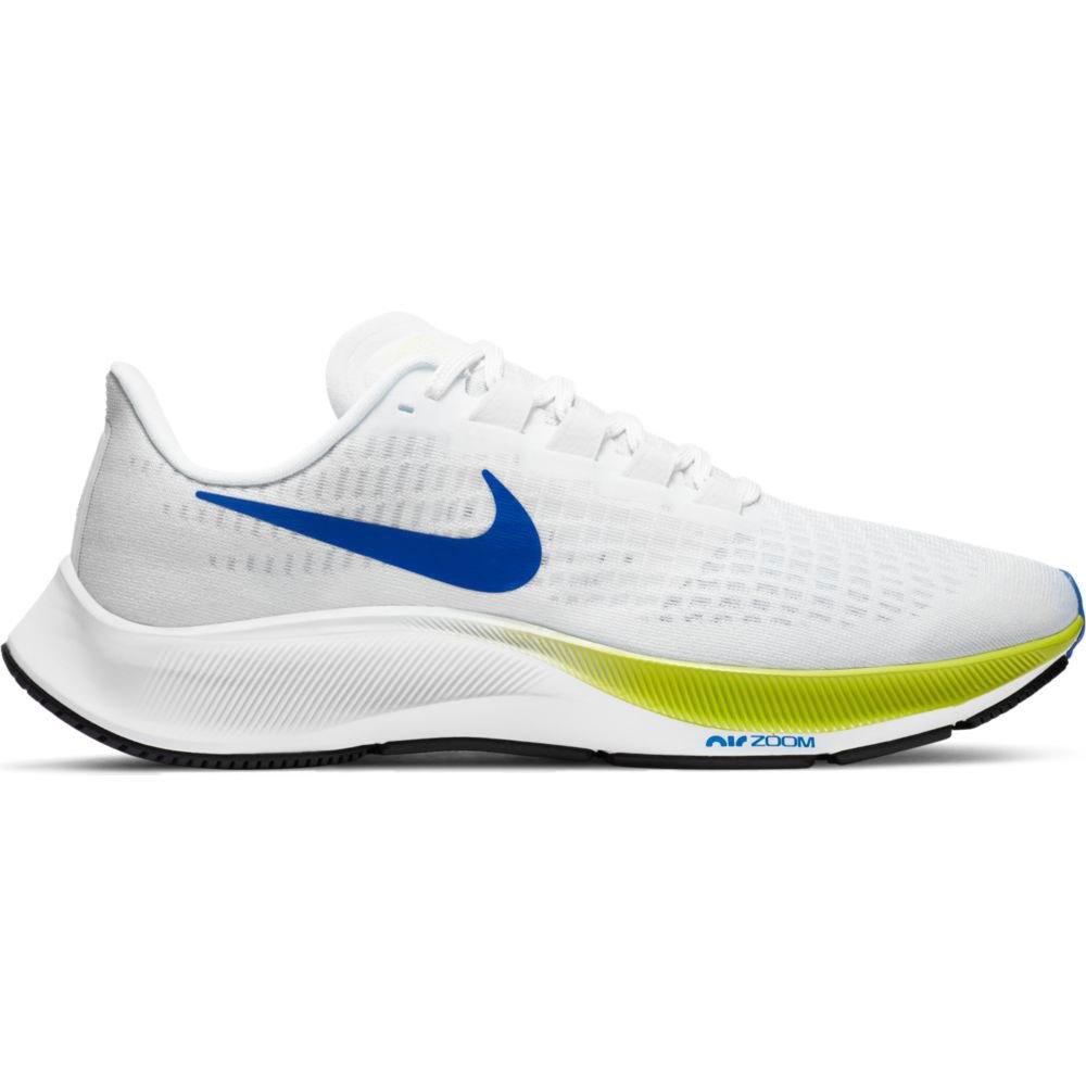 Nike Scarpe Running Air Zoom Pegasus 37 EU 45 1/2 White / Racer Blue / Cyber / Black