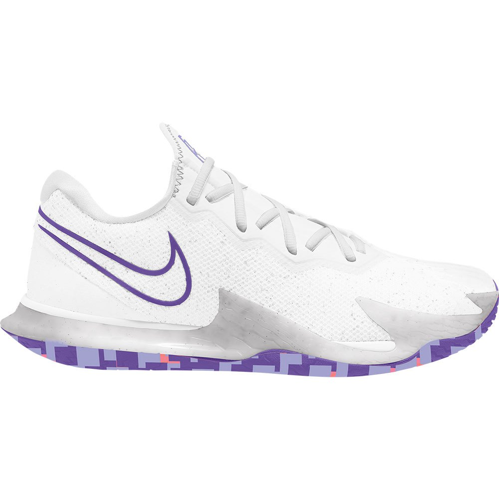 Nike Court Air Zoom Vapor Cage 4 Hard Court EU 38 White / Wild Berry / Purple Pulse