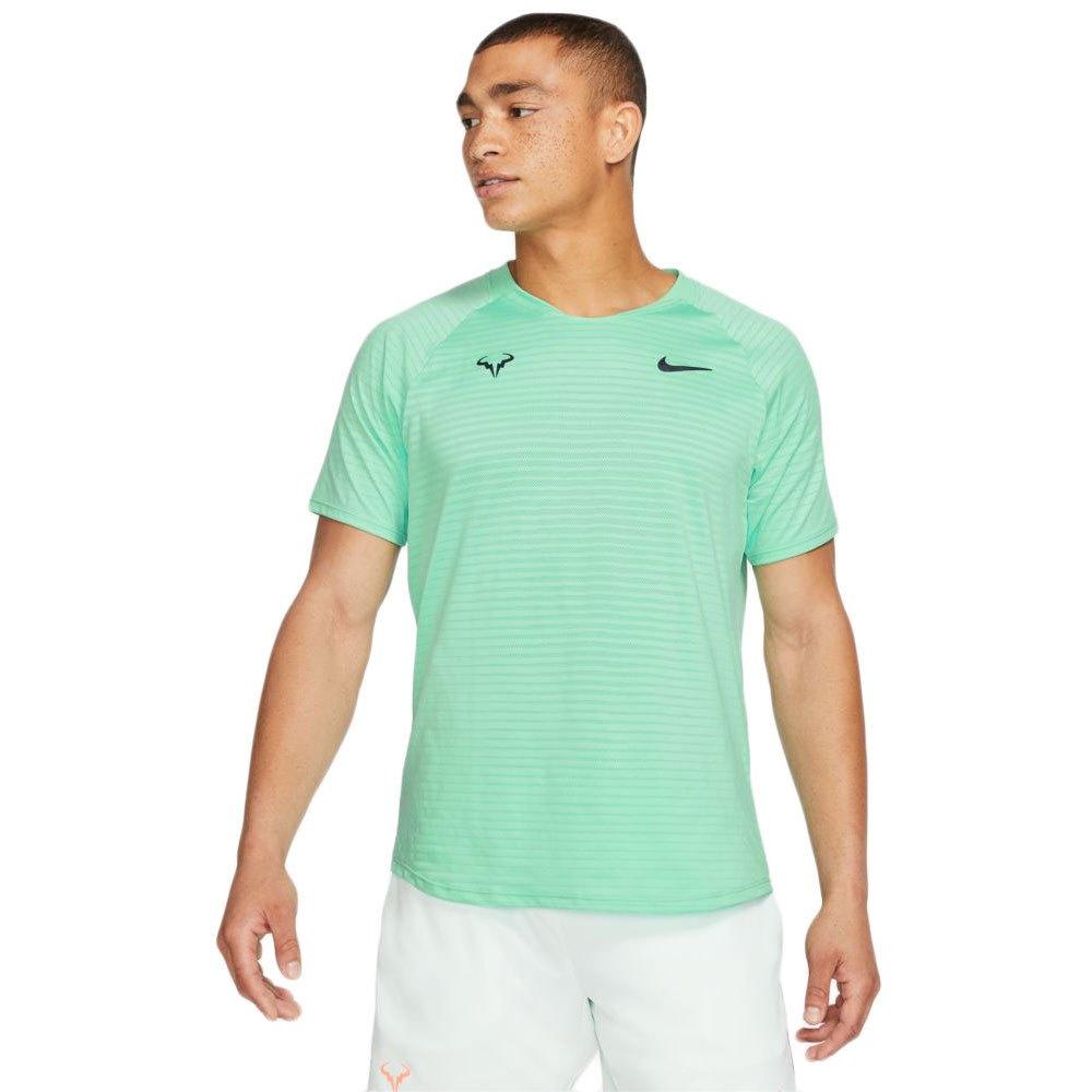 Nike Court Aeroreact Rafa Slam L Green Glow / Thunder Blue