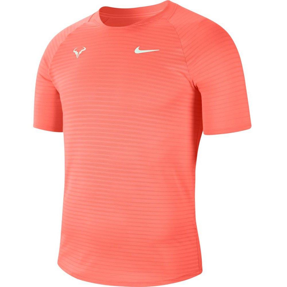 Nike Court Aeroreact Rafa Slam XXL Bright Mango / Barely Green