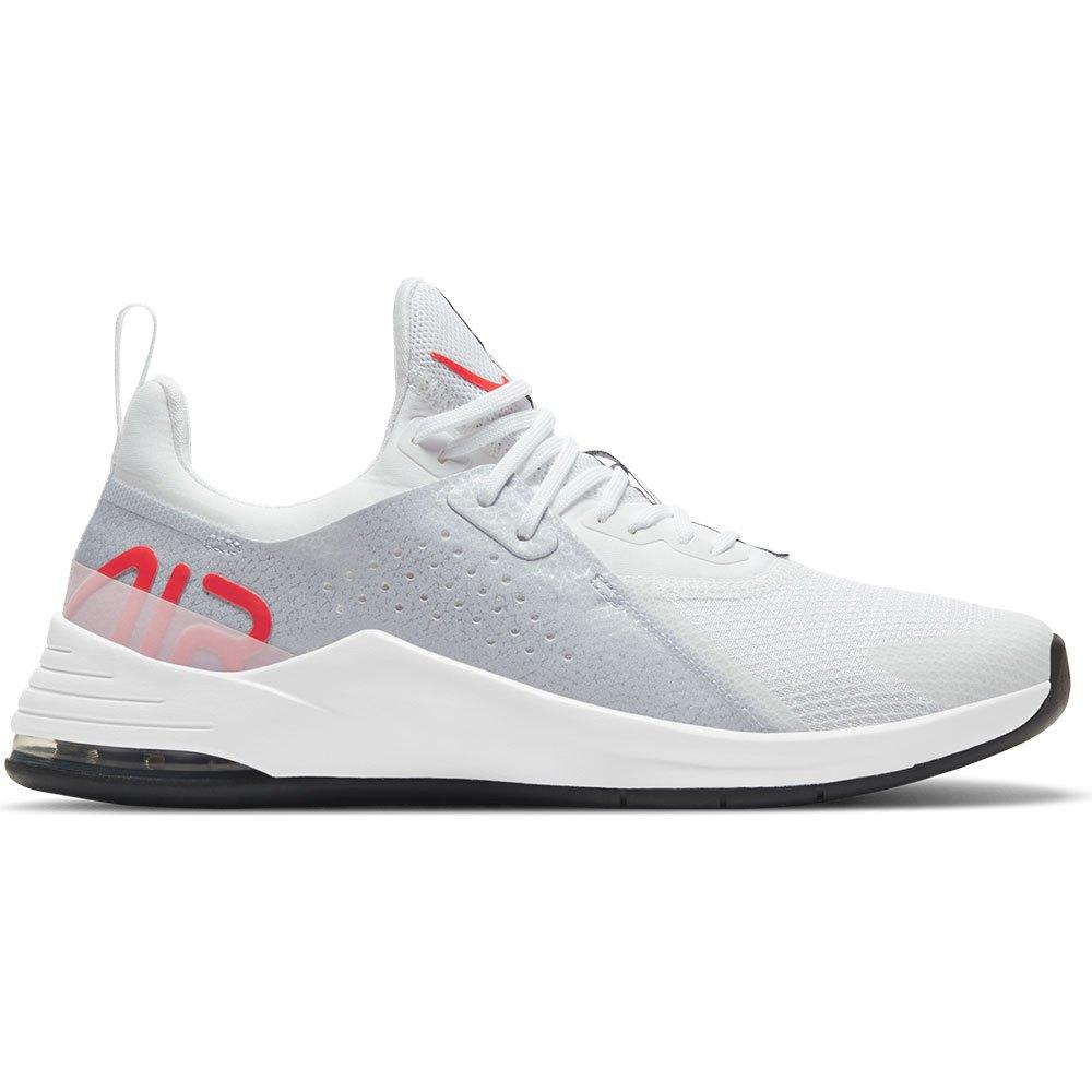 Nike Air Max Bella Tr 3 EU 36 1/2 White / Bright Crimson / Football Grey