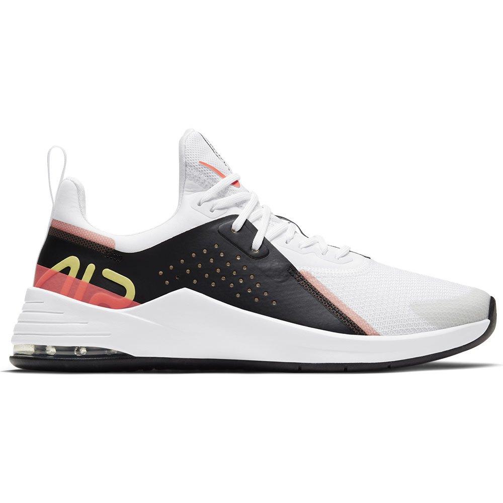 Nike Air Max Bella Tr 3 EU 42 1/2 White / Light Zitron / Black / Bright Mango
