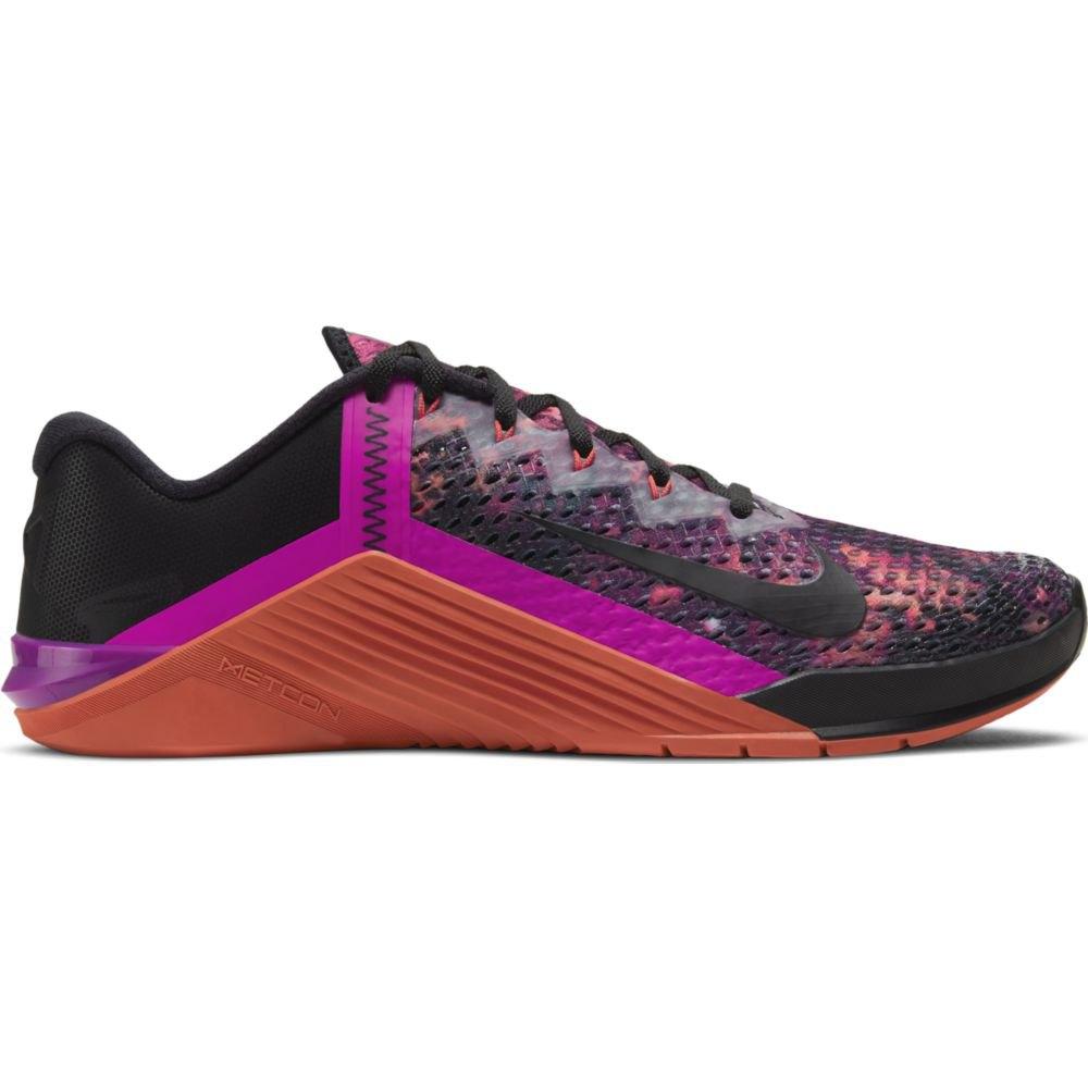 Nike Metcon 6 EU 44 Black / Black / Martian Sunrise / Red Plum