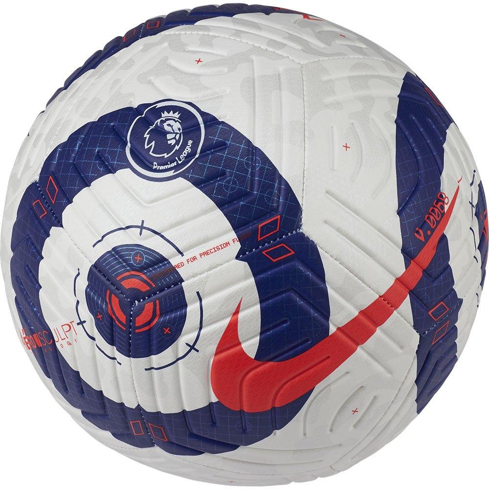 Nike Ballon Football Premier League Strike 20/21 3 White / Blue / Laser Crimson