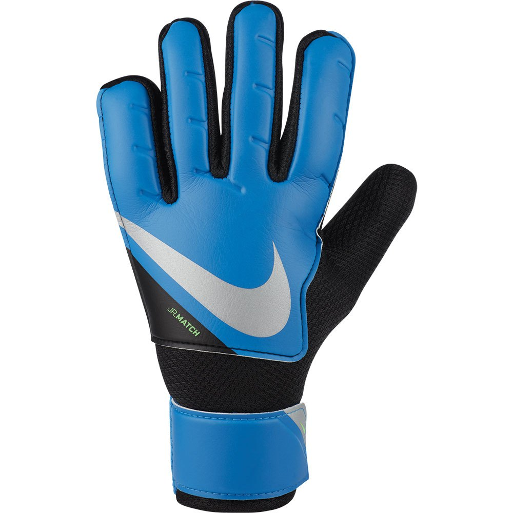 Nike Match Junior 7 Photo Blue / Black / Silver