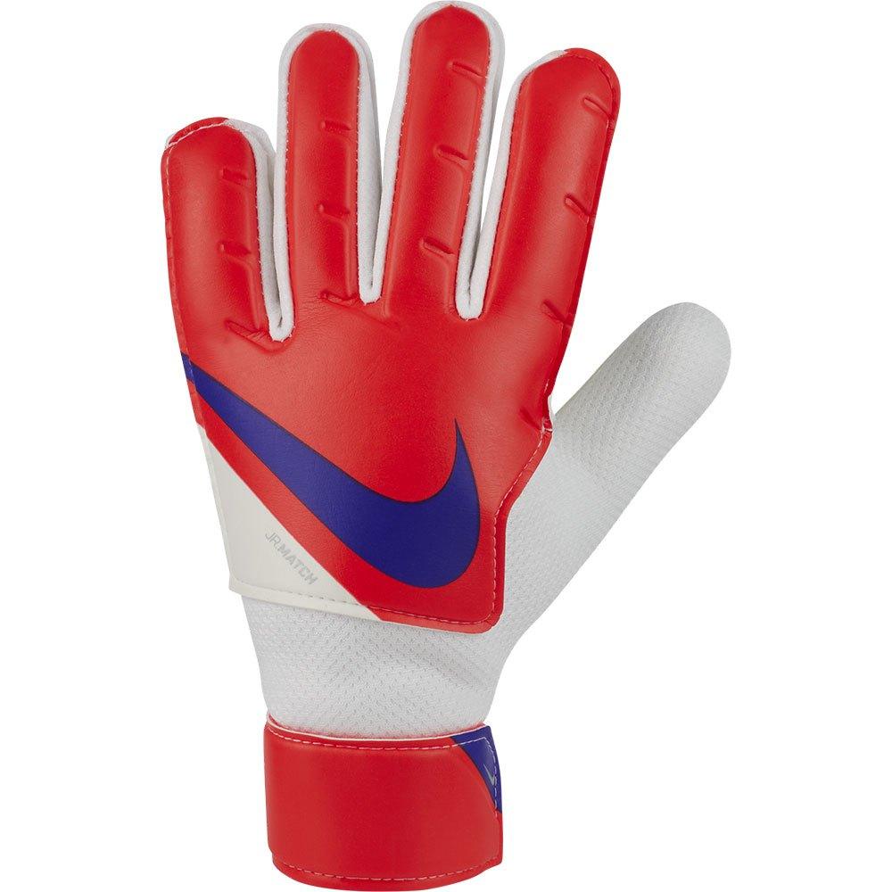 Nike Match Junior 4 Bright Crimson / Indigo Burst