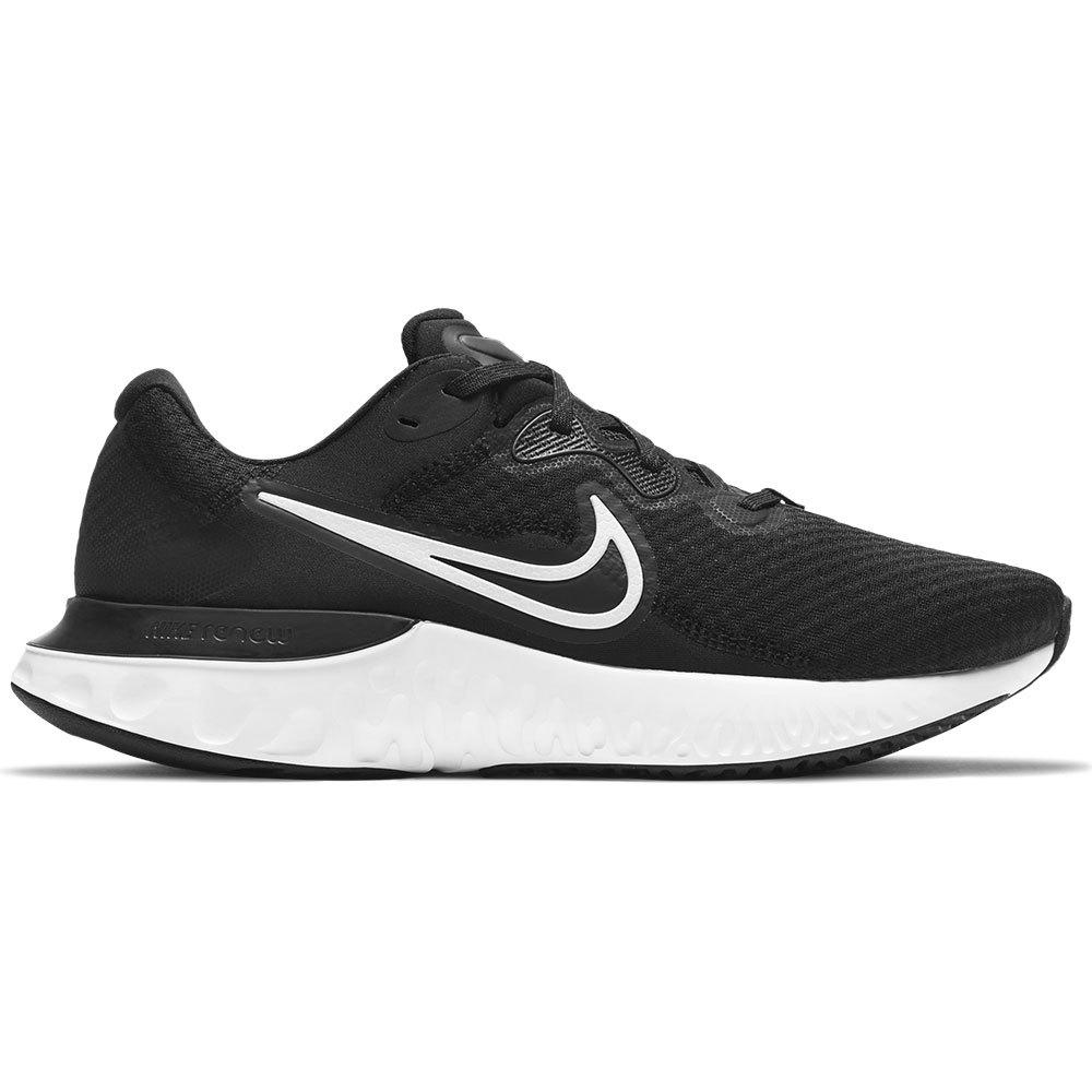Nike Renew Run 2 EU 44 Black / White / Dark Smoke Grey