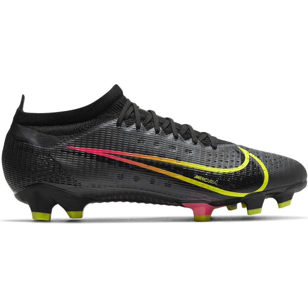 Nike Mercurial Vapor Xiv Pro Fg Football Boots EU 44 Black / Cyber / Off Noir