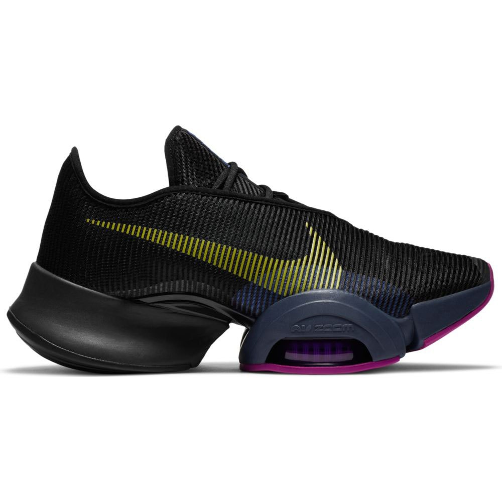 Nike Air Zoom Superrep 2 EU 44 Black / Cyber / Red Plum / Sapphire