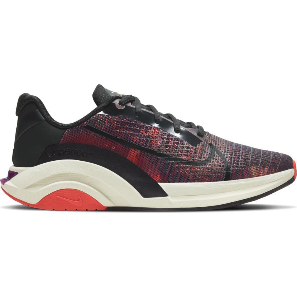 Nike Chaussures Zoomx Superrep Surge EU 44 Black / Black / Martian Sunrise / Sea Glass
