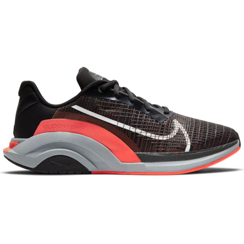 Nike Zoomx Superrep Surge EU 44 Black / White / Bright Crimson / Pure Platinum