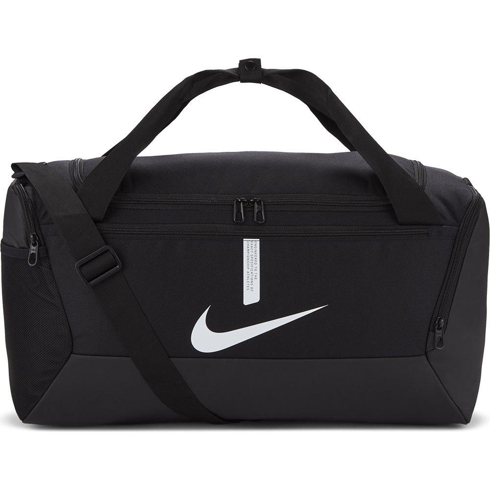 Nike Sac Academy Team Duffle S One Size Black / Black / White