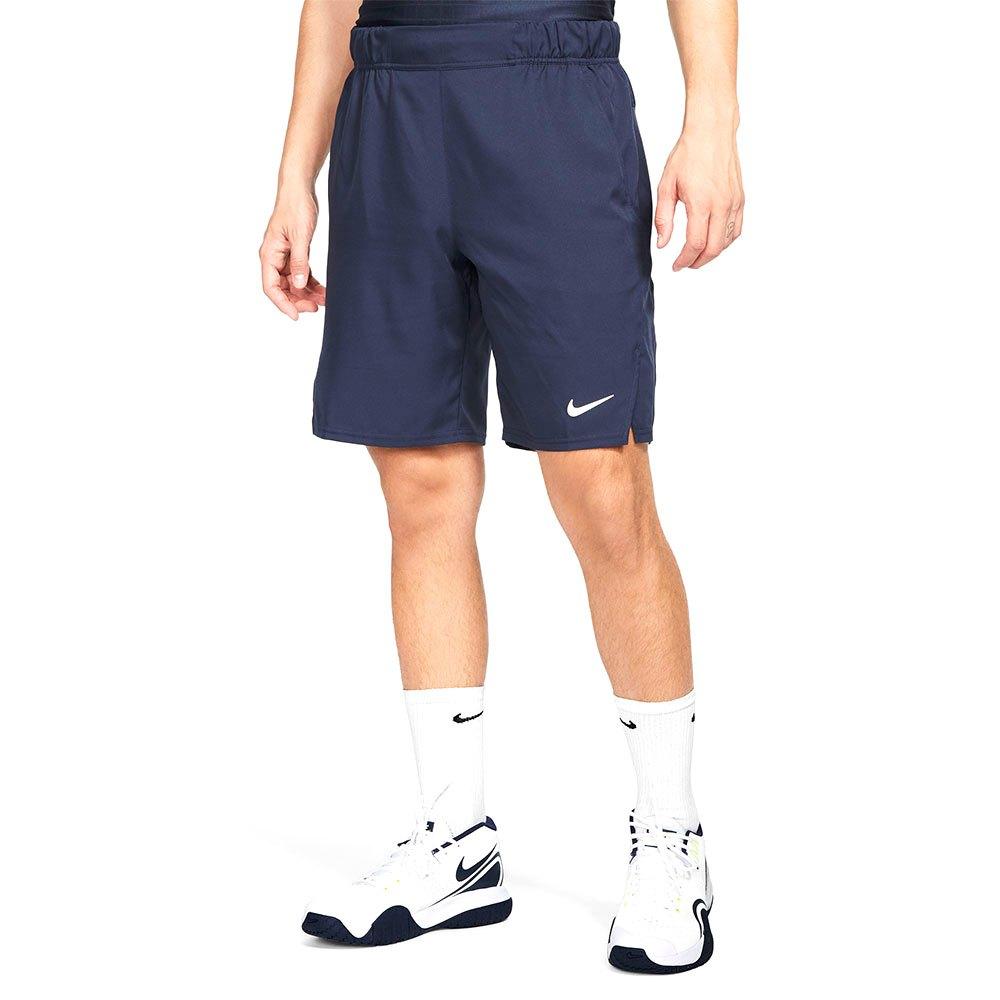 Nike Short Court Dri Fit Victory 9´´ M Obsidian / White