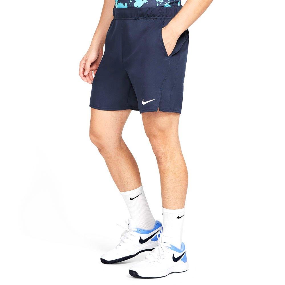 Nike Short Court Dri Fit Victory 7´´ XL Obsidian / White
