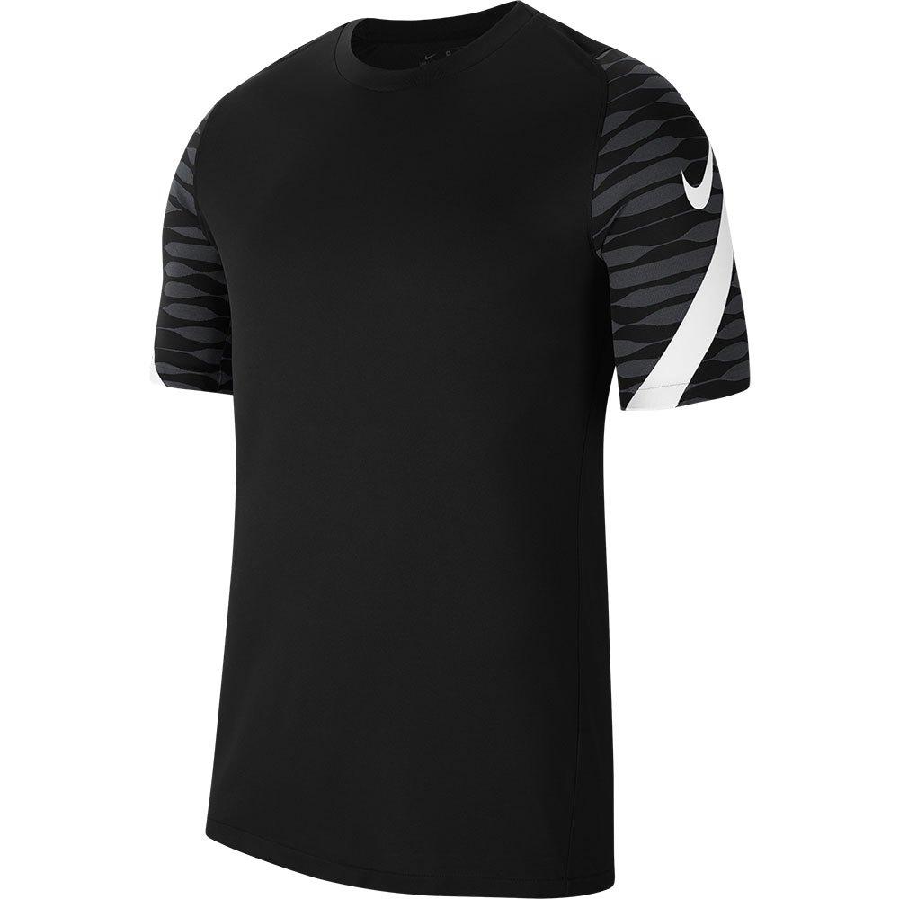 Nike T-shirt Manche Courte Dri Fit Strike XXL Black / Anthracite / White / White