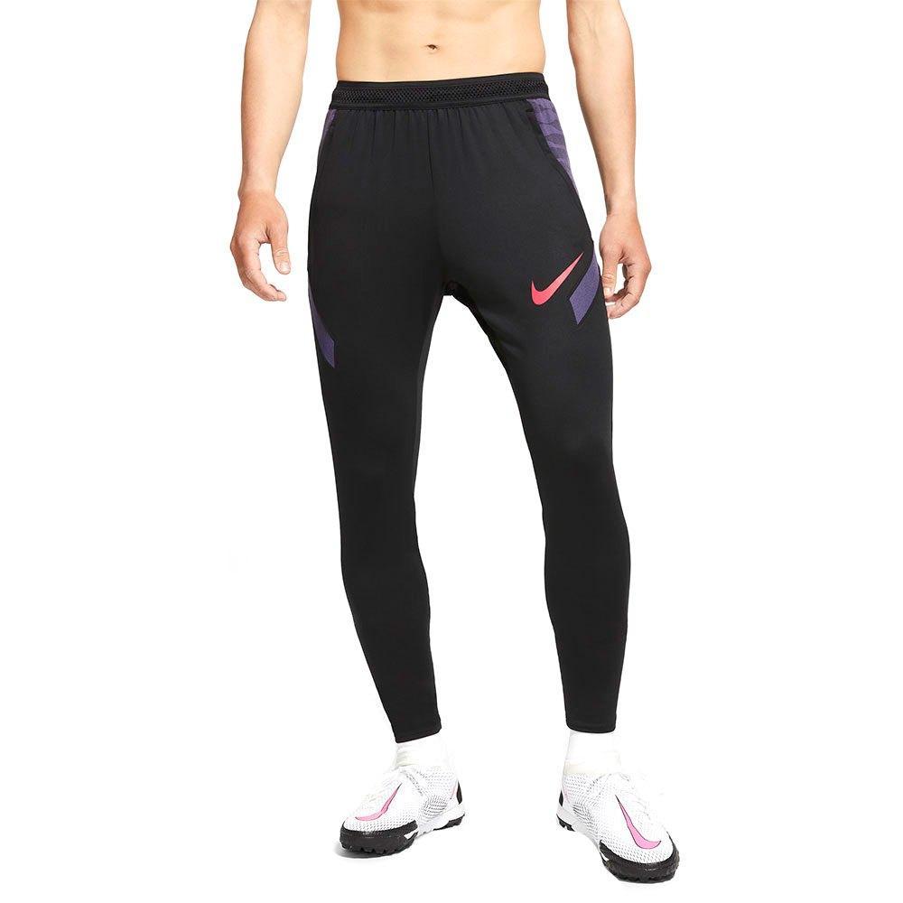 Nike Pantalon Longue Dri Fit Strike XL Black / Dark Raisin / Dark Raisin / Siren Red