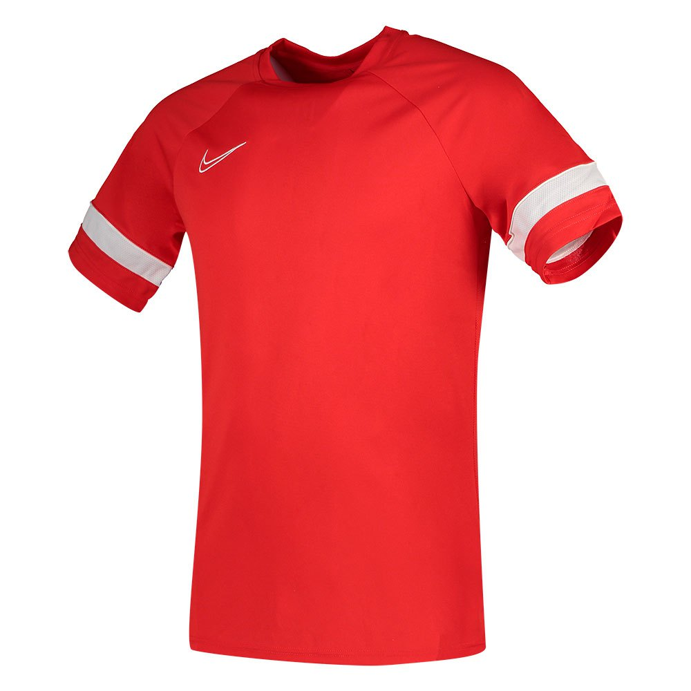 Nike Dri Fit Academy S University Red / White / White / White