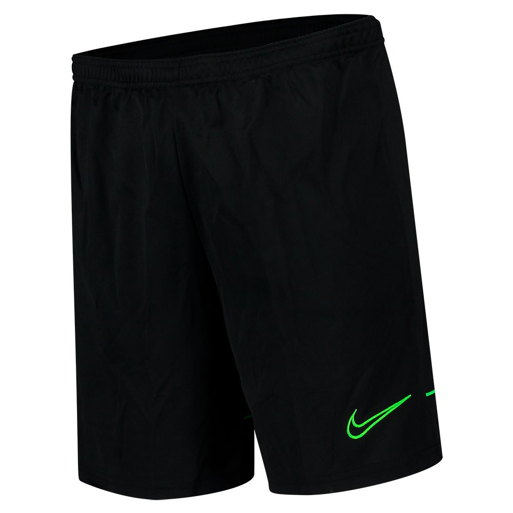 Nike Dri Fit Academy Knit L Black / Green Strike / Black / Green Strike