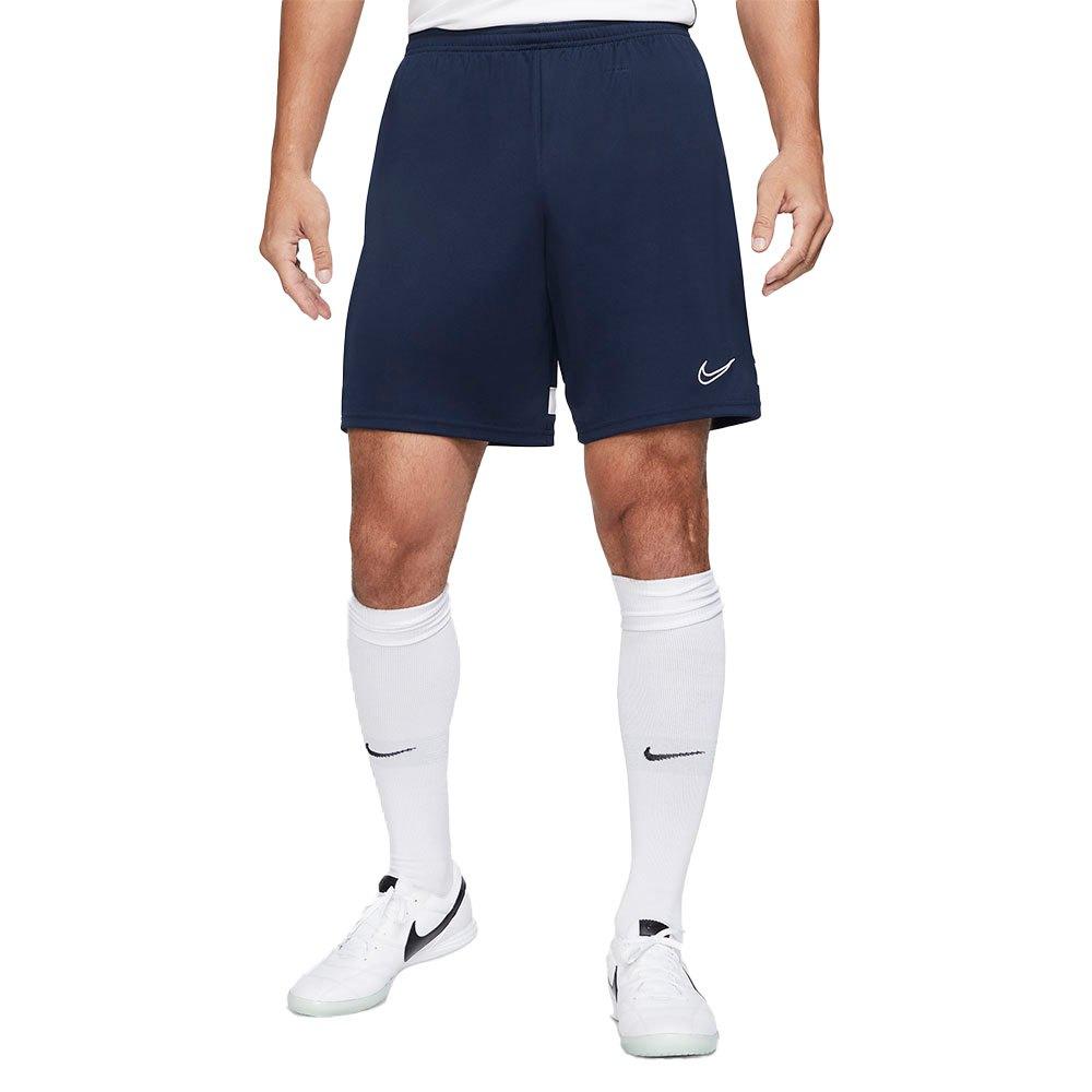 Nike Short Dri Fit Academy Knit XXL Obsidian / White / White / White