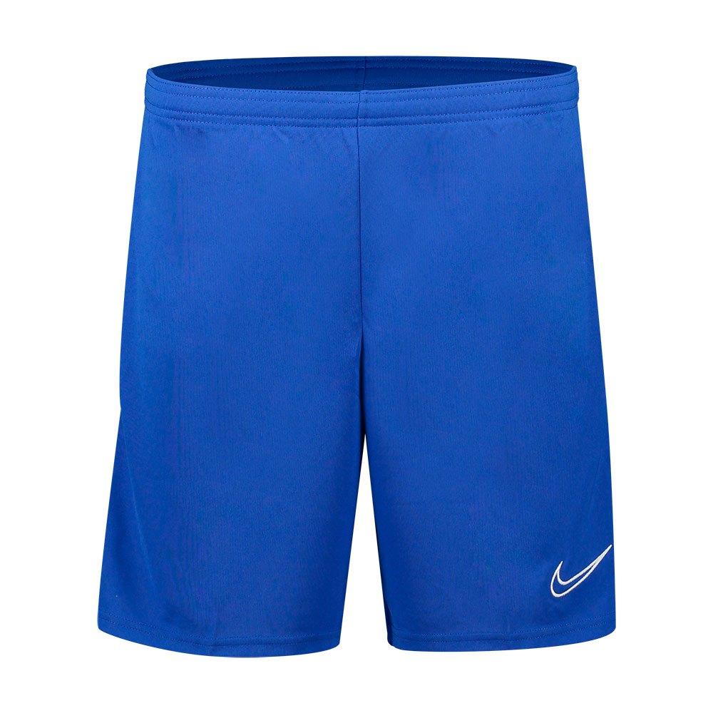 Nike Short Dri Fit Academy Knit L Game Royal / Game Royal / Game Royal / White