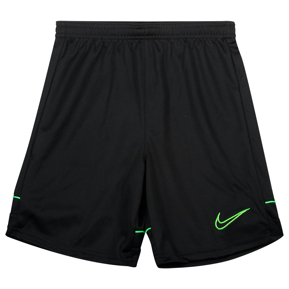 Nike Dri Fit Academy Knit L Black / Green Strike / Black / Green Strike