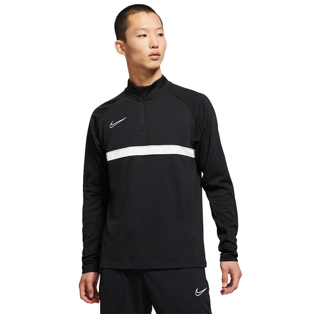 Nike Dri Fit Academy Drill L Black / White / White / White