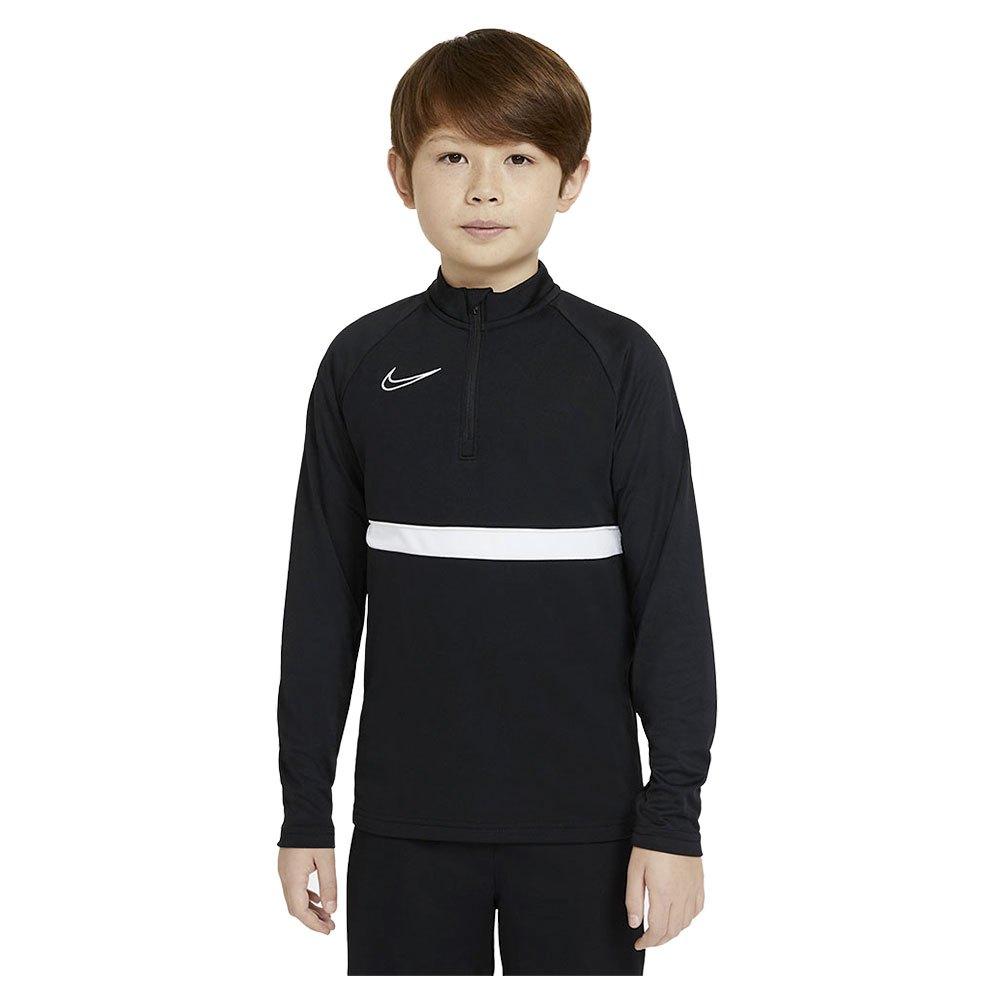Nike Dri-fit Academy Drill L Black / White / White / White