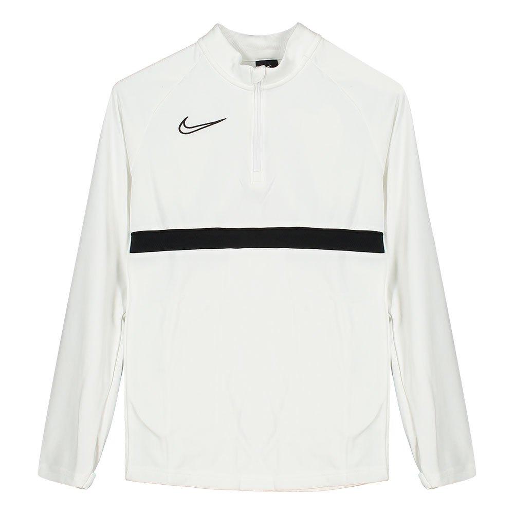 Nike Dri-fit Academy Drill L White / Black / Black / Black