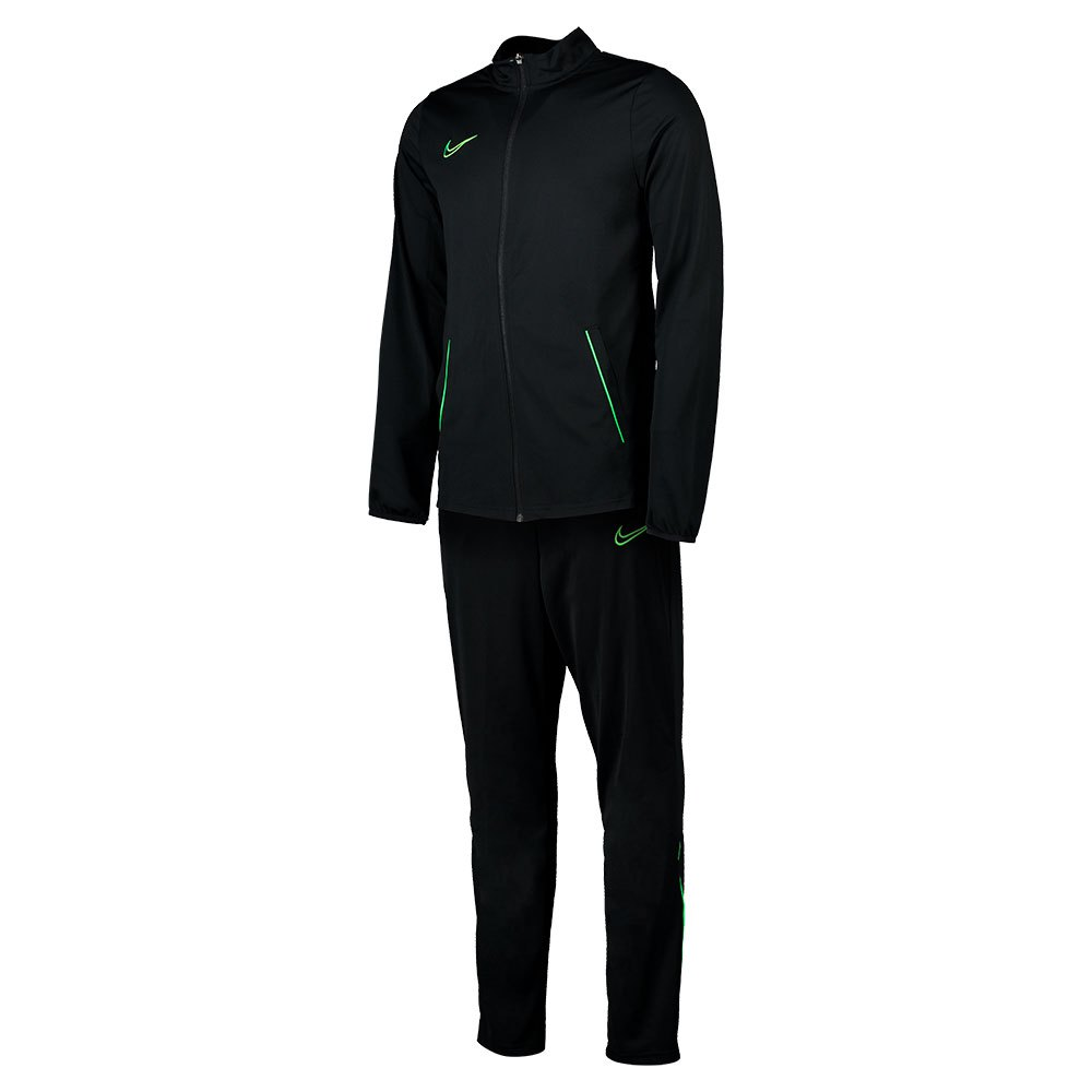 Nike Dri Fit Academy Knit S Black / Green Strike / Green Strike