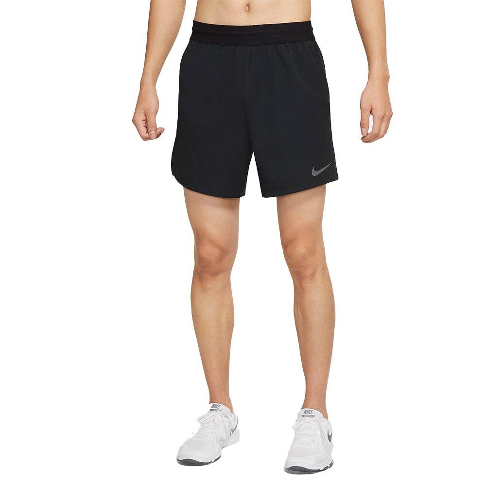 Nike Short Pro L Black / Iron Grey