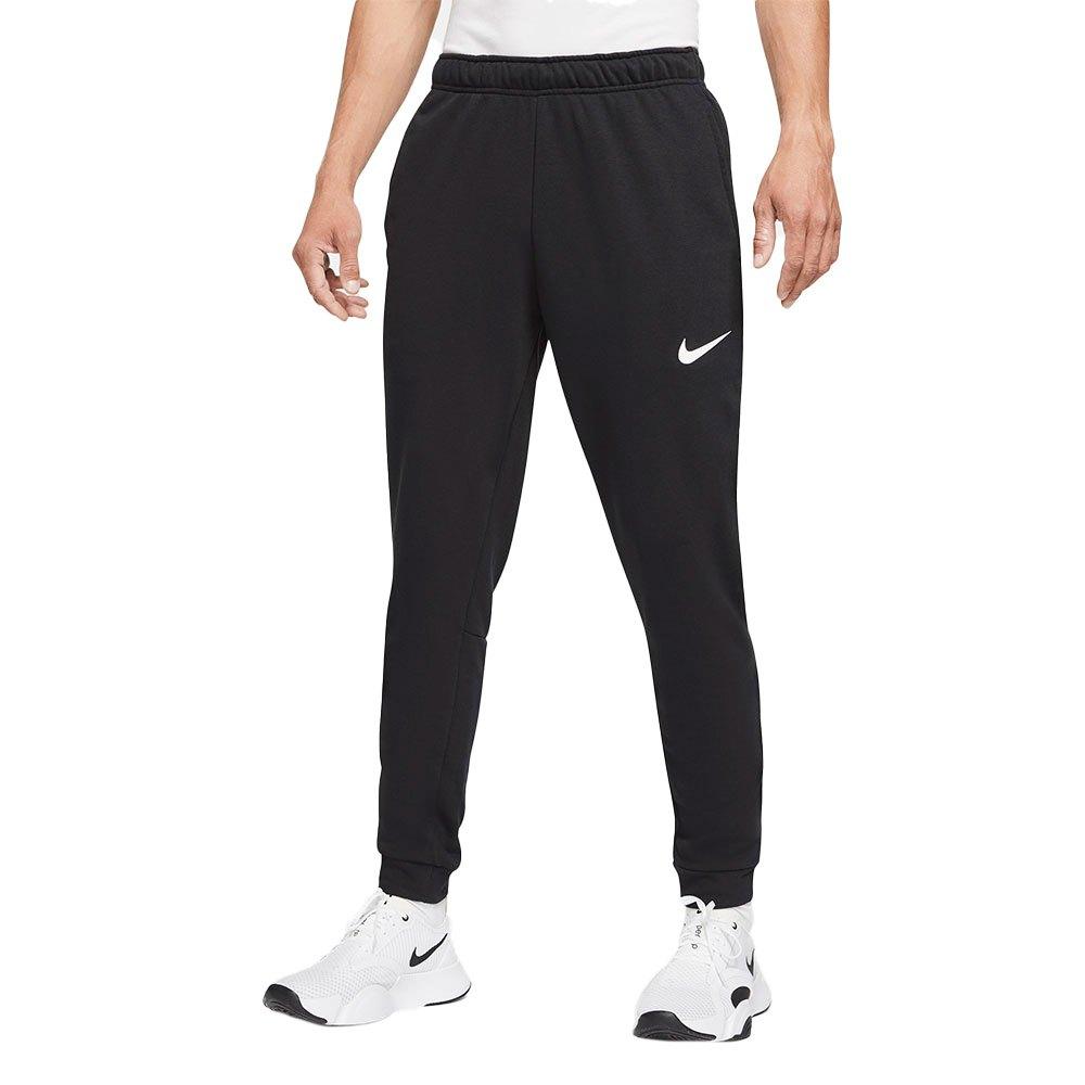 Nike Pantalon Longue Dri-fit Tapered XXL Black / White
