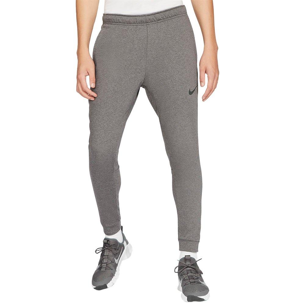 Nike Pantalon Longue Dri-fit Tapered XXXL Charcoal Heathr / Black