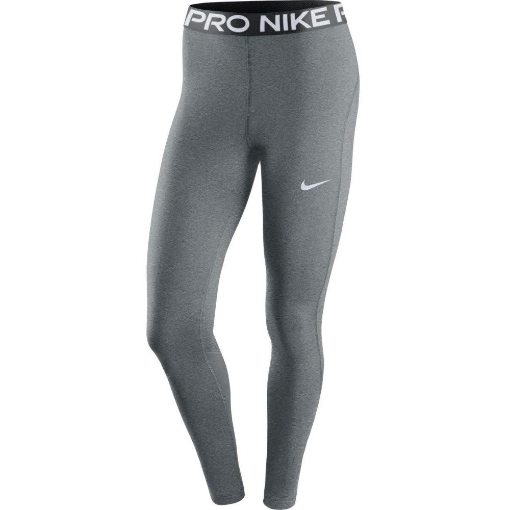 Nike Legging Pro 365 L Smoke Grey / Heather / Black / White