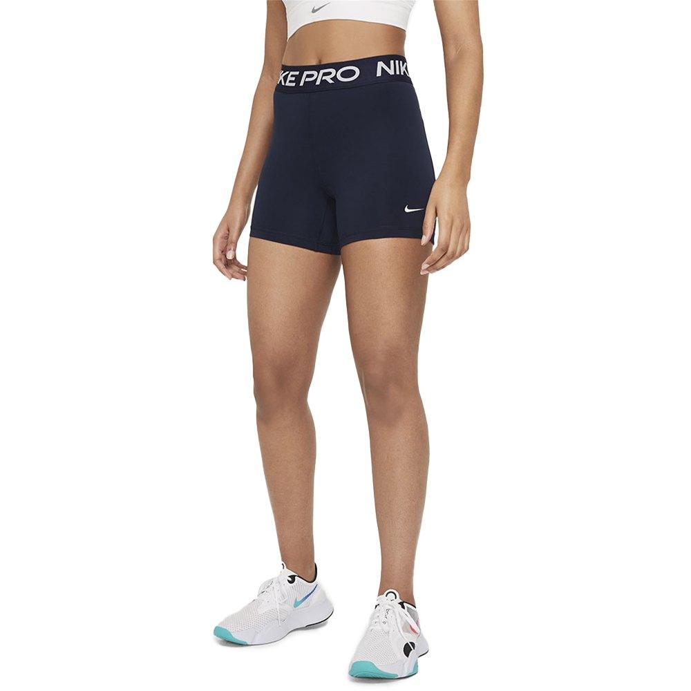 Nike Legging Courte Pro 365 5´´ L Obsidian / White