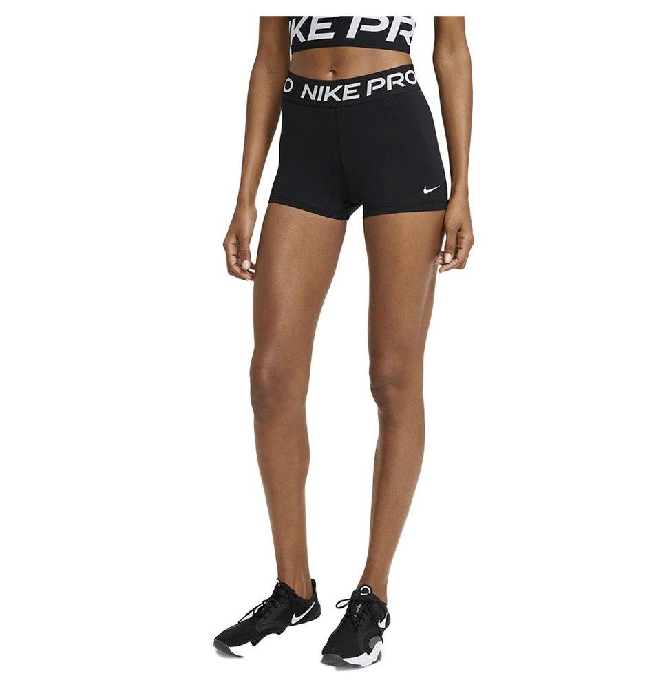 Nike Legging Courte Pro 365 3´´ L Black / White