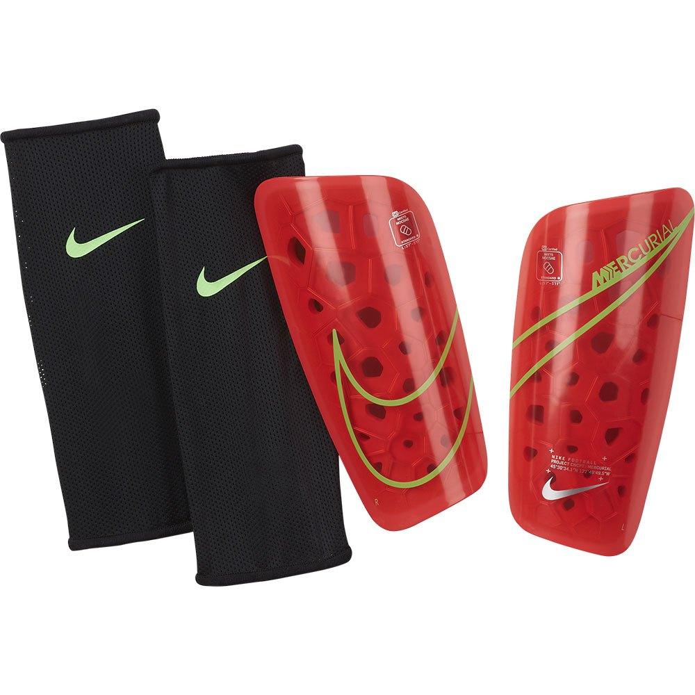 Nike Mercurial Lite L Bright Crimson / Rage Green / Silver