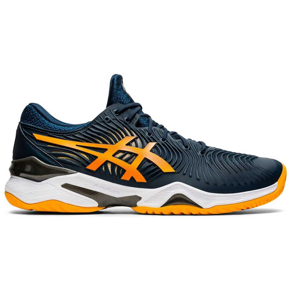 Asics Chaussures Court Ff 2 EU 45 French Blue / Amber