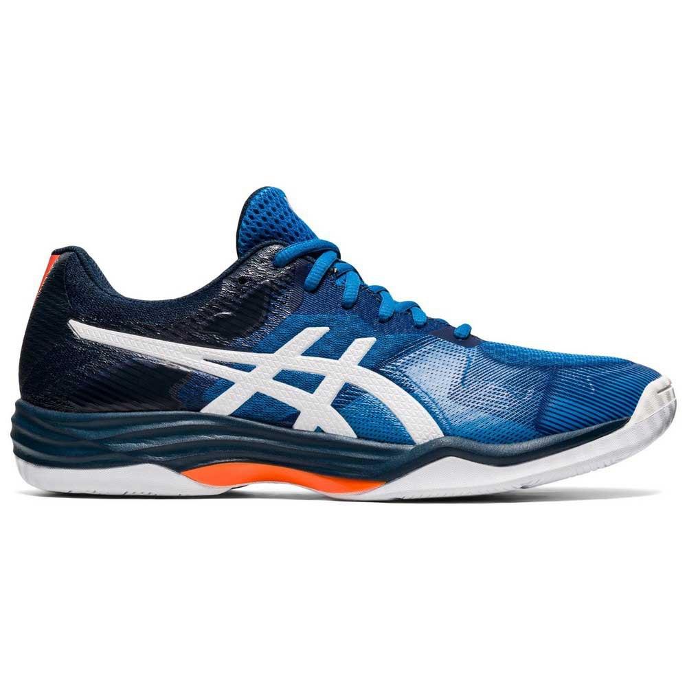 Asics Chaussures Gel Tactic EU 50 1/2 Reborn Blue / White