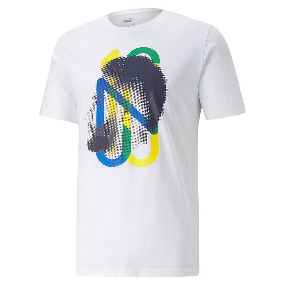 Puma T-shirt Manche Courte Neymar Junior Future S Puma White