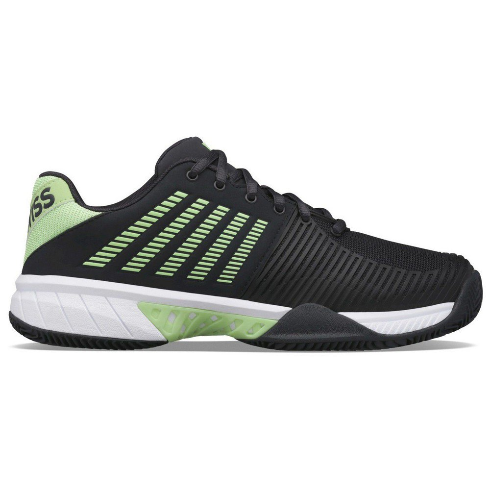 K-swiss Express Light 2 Hb EU 41 Blue Graphite / Soft Neon Green / White