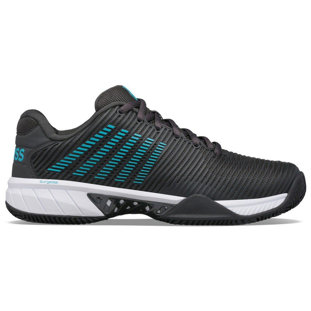 K-swiss Hyper Court Express 2 Hb EU 44 Dark Shadow / Scuba Blue / White