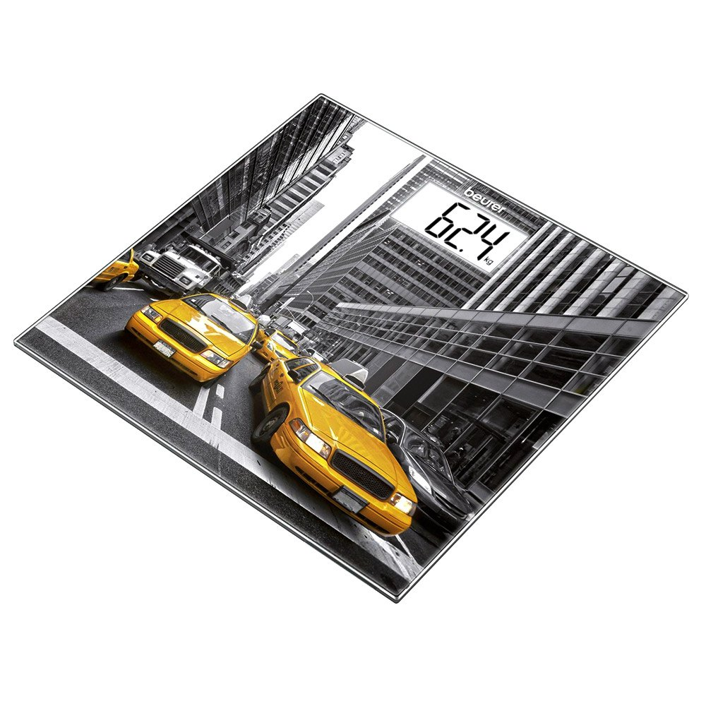 Beurer Gs 203 New York One Size Yellow / Grey