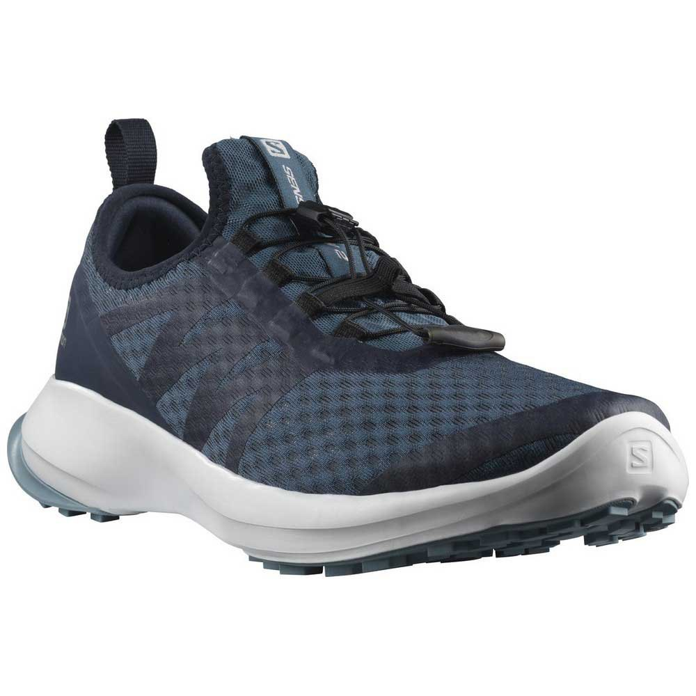 Salomon Sense Flow 2 EU 40 Dark Denim / White / Ashley Blue