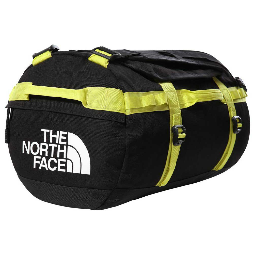 The North Face Gilman Duffel S One Size TNF Black / Sulphur Spring Green