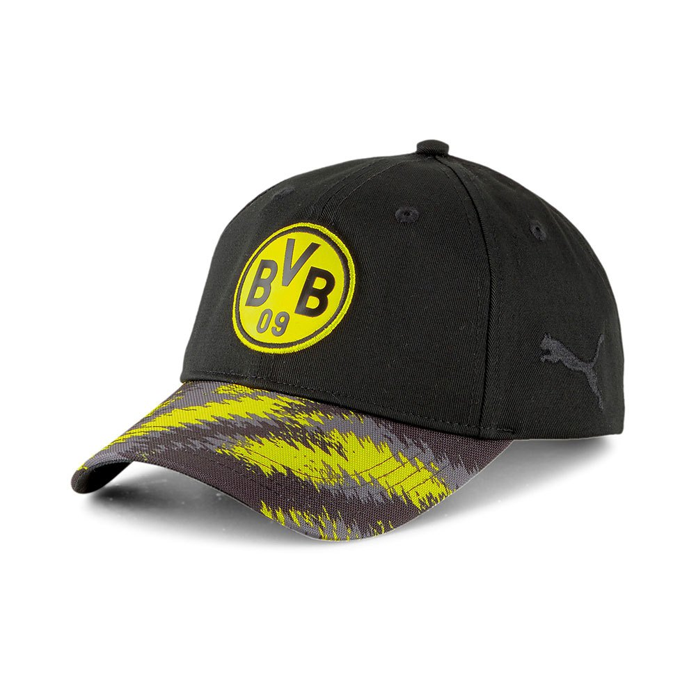 Puma Borussia Dortmund Archive One Size Puma Black / Cyber Yellow